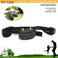 2015 Private Label Electric Pet Training Stop Barking Dog Collars