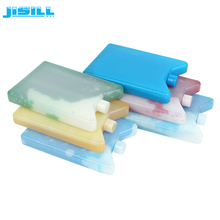 Non-toxic gel 200 g Cool Coolers Small Reusable Plastic Ice Packs for Lunch Bags and Coolers