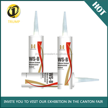 Jinwuhuan WS-B quick drying neutral silicone sealant for aquarium Chinese manufacturer joint sealant