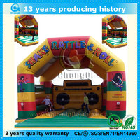 inflatable bounce castle for kids