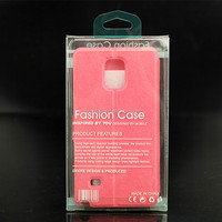 Clear Plastic Cell Phone Accessory Packaging