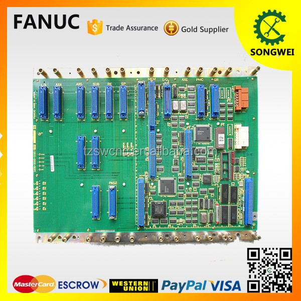 Fanuc tested and used electronic pcb board A20B-2000-0180