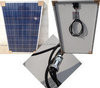 Factory Direct High Efficiency 300Watt Solar PV Panel With Cheap Price