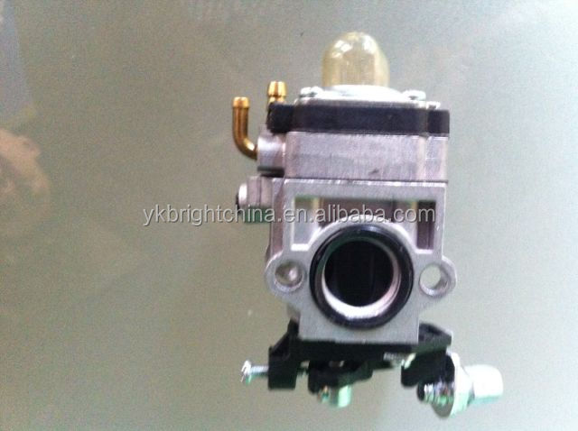 Manufacturer New spare parts of grass trimmer 33cc 43cc 52cc brush cutter carburetor with CE wholesale price