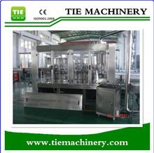 Production bottled water filling production line