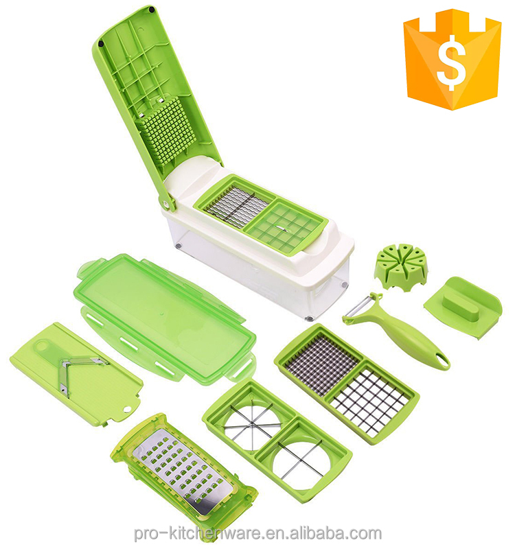 Wholesale kitchen vegetable slicer shredder dicer slicer and chopper for sale