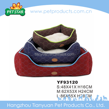 Outdoor Comfortable Breathable Fabric Car Dog Beds Supplier