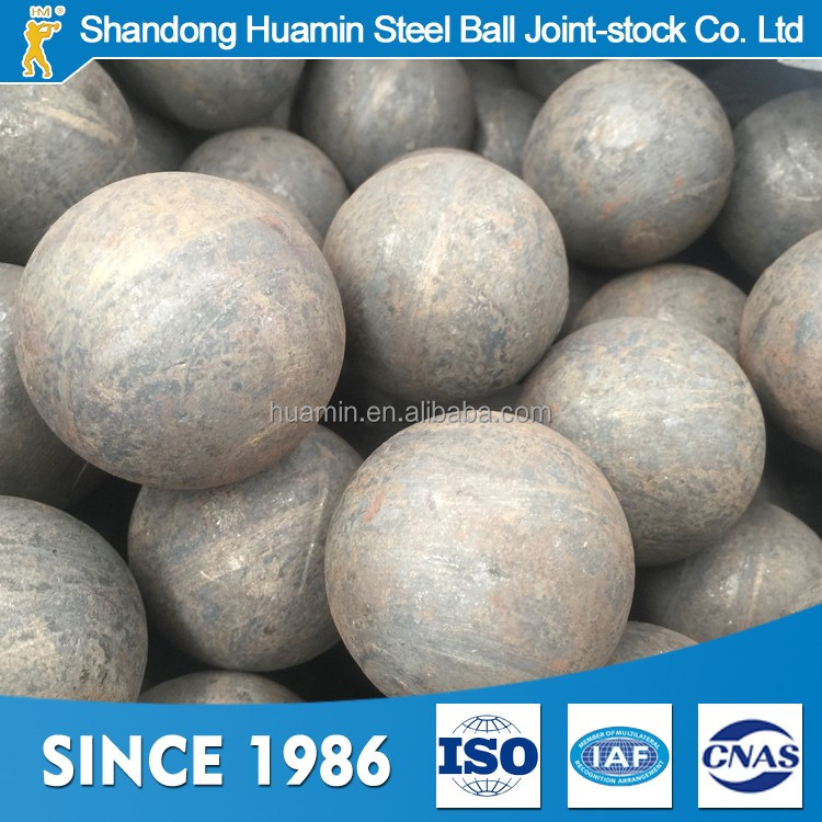 Unbreakable Forging Grinding Steel Ball