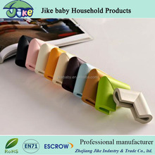 clear baby safety head protection wooden bed guard image U shape corner guard