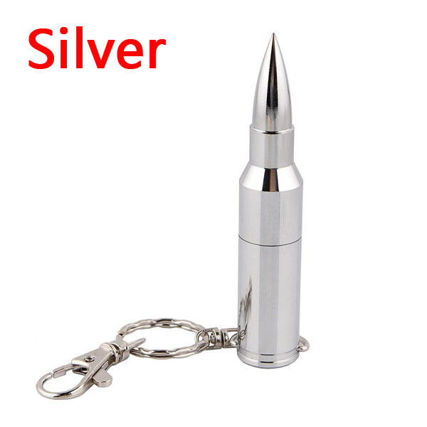 promotional gifts usb 2.0 memory stick cool fashion unique design metal keychain bullet style usb flash drive