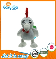 Simple and classic any of the twelve animals chicken plush toy