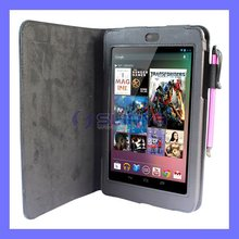 12 Inch 360 Waterproof Tablet Stand Leather Smart Cover For Google Nexus
