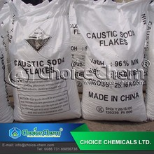 99% min flake caustic soda