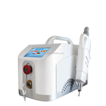 beijing manufacturer portable 1064nm 532nm q switch nd yag laser equipment for salon use