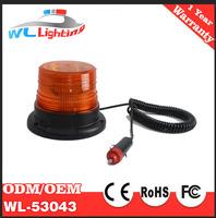 Yellow Blue Green White Rotating LED Warning Light /Forklift Rotary Beacon /Emergency Warning Lights