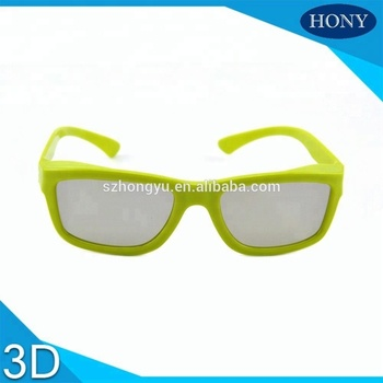 Light Weight 3D Glasses Linear