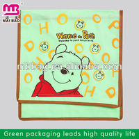 enviornmental protection bear matching green shoes and bags