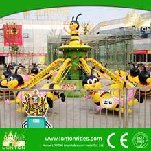 2015 Profitable Projects Amusement Park Rides Cute Bee Rides Funfair Rides