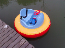 2016 self electric inflatable pool paddle boat