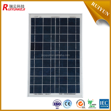 Factory manufacturing solar power solar panel with good quality
