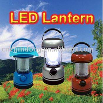 Power 12 LED Dynamo camping lantern CE APPROVAL