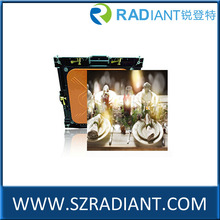 Radiant P6 Hd full color rental outdoor led screen