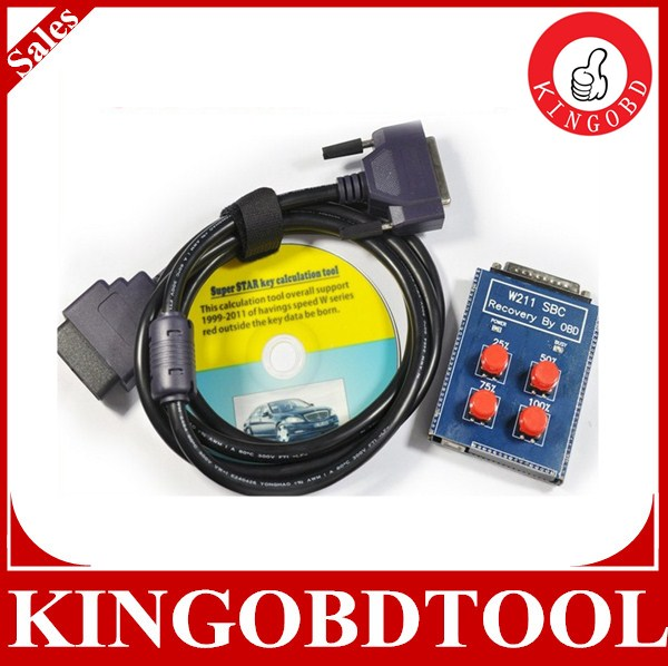 Mercedes sbc repair tool, w211 r230 abs sbc tool repair code c249f obd for benz sbc tool with factory price
