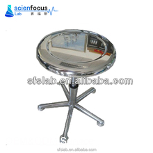LS01-013 - Stainless steel lifting lab stool
