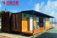 China Made Hot Sale Modern Luxury Prefabricated Container House Villa