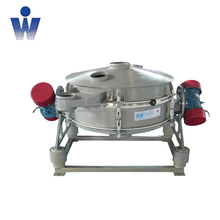 CE Paper pulp slurry round separator filter machine
