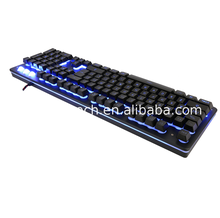 With Good Quality full size custom usb arabic printing letters wired illuminated keyboard Sold On Alibaba