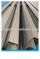 Aluminum channel solar panel frame materials