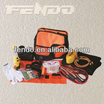 practical roadside car emergency repair tool kit set