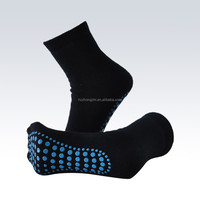 New design men pattern socks bulk wholesale sock with rubber sole adult