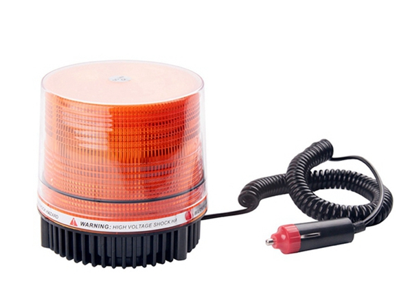 High quality rotating strobe warning light with easy installation