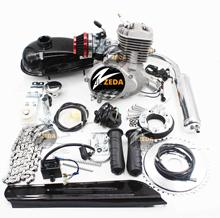 2 stroke gas/gasoline/petrol/diesel bike engine kit,mesin sepeda bensin