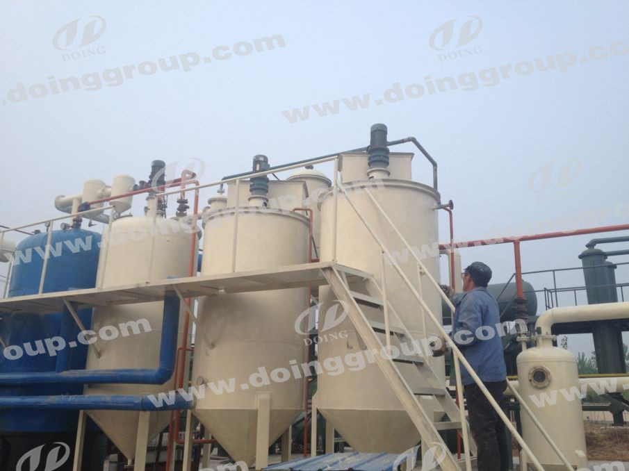 Used Engine Oil Recycling To Diesel Machine Waste Oil To Diesel Plant Buy Used Engine Oil To