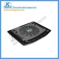 "USB Power Laptop Computer Cooler Pad 15.4"" Kingsons Brand"