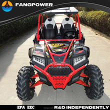 2 seat 400cc water-cooled engine motorcycle utvs