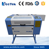 European routes 60w and 80w co2 laser engraving machine for Bamboo and coconut shell
