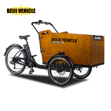 electric bike tricycle truck cargo tricycle pedal cargo tricycle