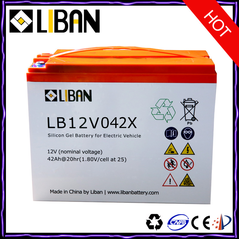 Gel Pack Lead Acid Battery Cell Deep Cycle 12v
