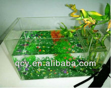 2015 hot sale :acrylic coffee table fish tank ,custom fish tank aquarium
