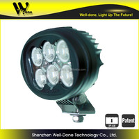 super bright 4x4 LED square driving light, ooledone atv lighting lamp driving lamp
