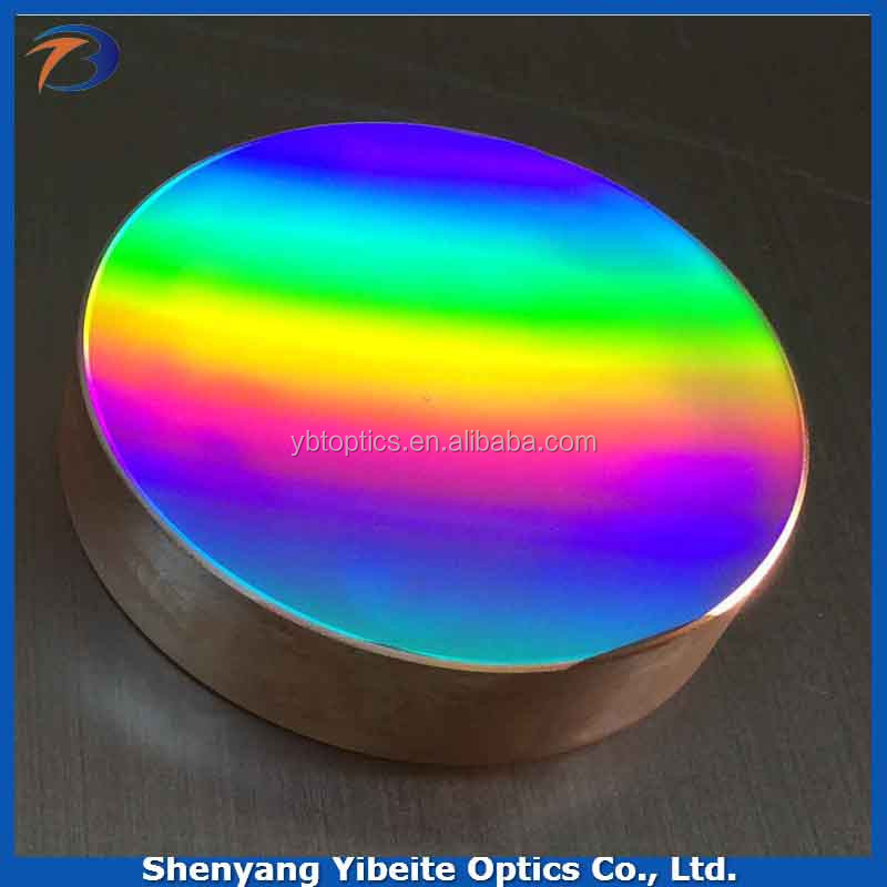 China supplier rowland holographic concave diffraction grating for spectrograph
