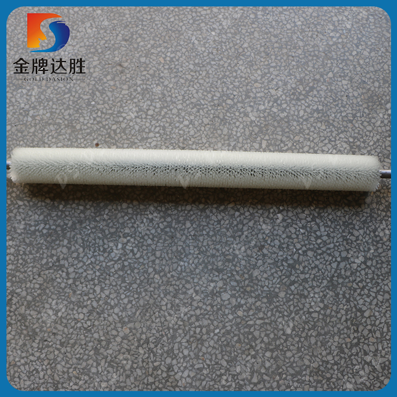 Custom Cylindrical Food Grade Conveyor Cleaning Brushes