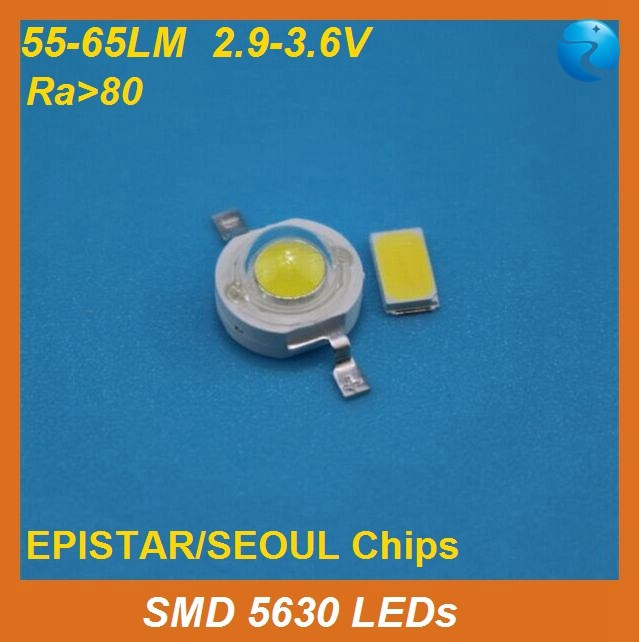 Hot selling 60lm 5730 SMD LED smd diode size chart