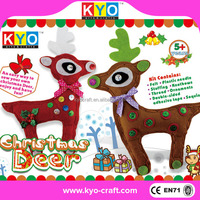 Wholesale felt kit cool easy christmas crafts