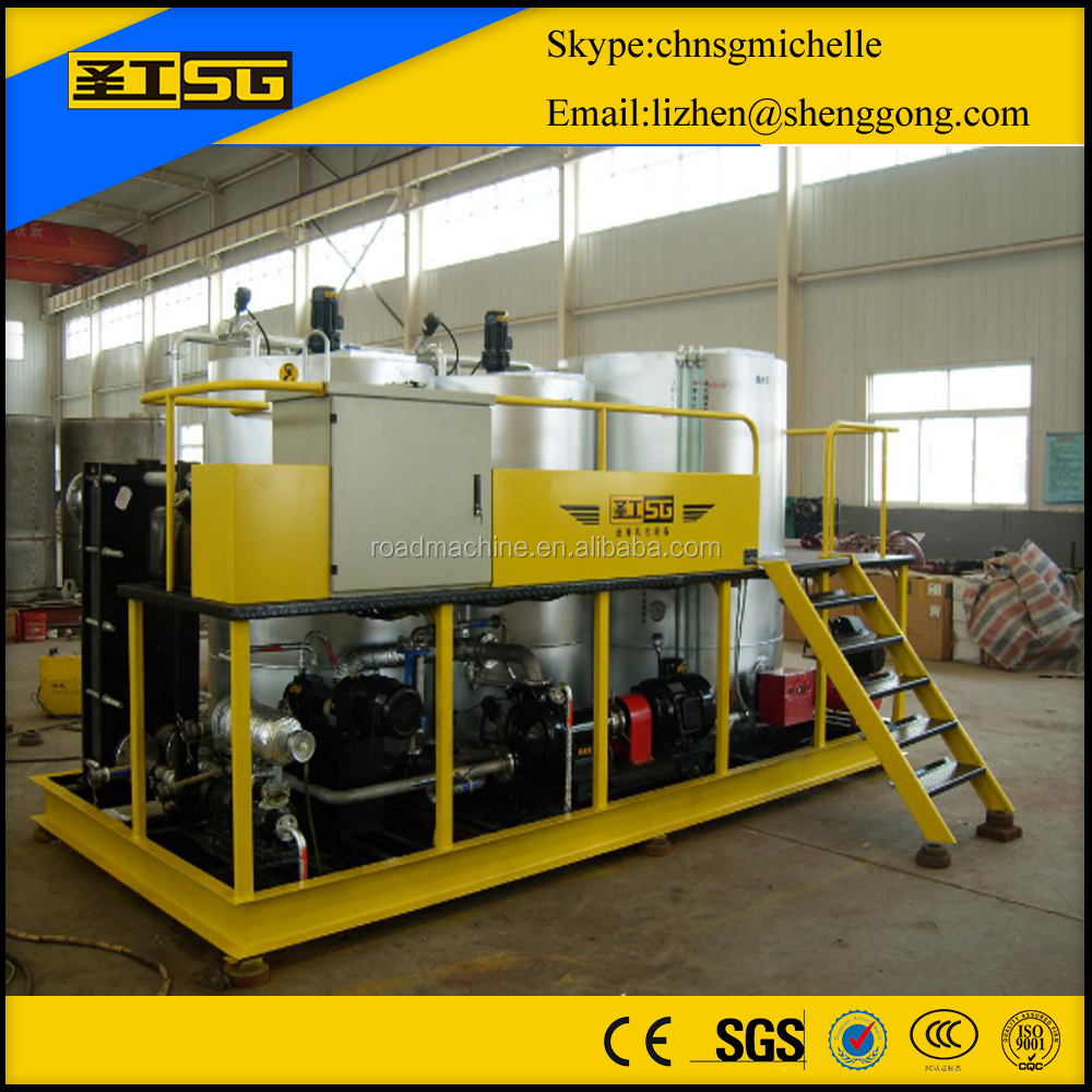 Highway use Asphalt Emulsion Plant,6Ton for sale