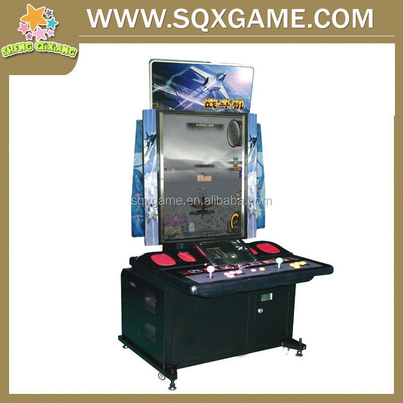 China supplier arcade cabinet fighting video game machines for sale